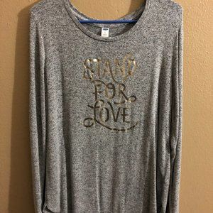 Old Navy Stand For Love Top